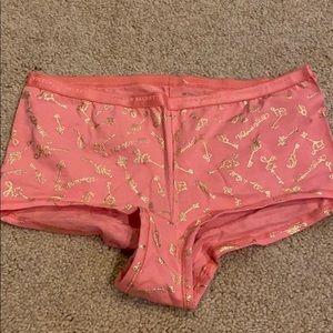 Brand new Victoria's Secret boy shorts